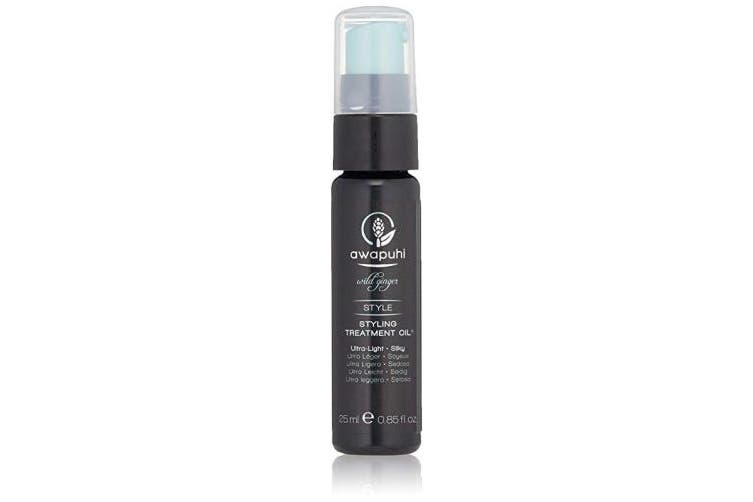 (25ml) - Awapuhi Wild Ginger Styling Treatment Oil