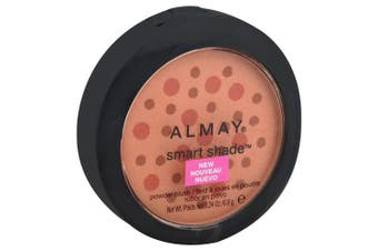 (.710ml, Coral) - Almay Powder Blush, Coral 30 5ml (6.8 g)