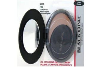 (Dark Cocoa) - Black Opal Pressed Powder Shinefree Dark Cocoa
