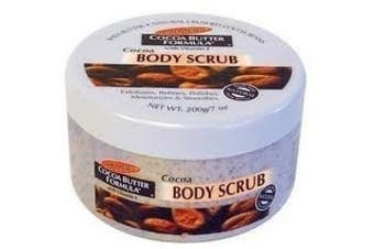 (Pack of 1) - palmer's cocoa butter formula body scrub 200g