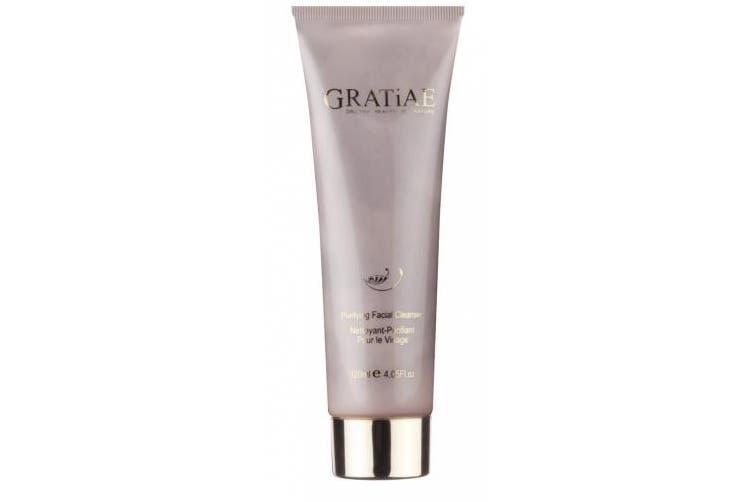 Gratiae Organics Purifying Facial Cleanser Gel, 120ml