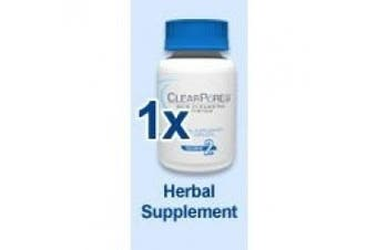 ClearPores Herbal Supplement - Acne Treatment - Clear Pores
