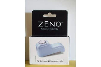 (60 Dose) - Zeno Replacement Tip Cartridge, 60 Treatment Applications