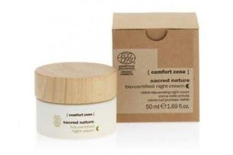 Sacred Nature Bio-certified Night Cream 50 Ml/1.69 Fl.oz.