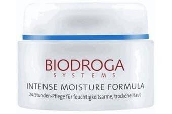 Biodroga Intense Moisture Formula 24 Hour Care for Dry Skin 50ml