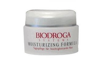 Biodroga Intense Moisture Formula 24-hour Care for Moisture-deficient Skin 50ml