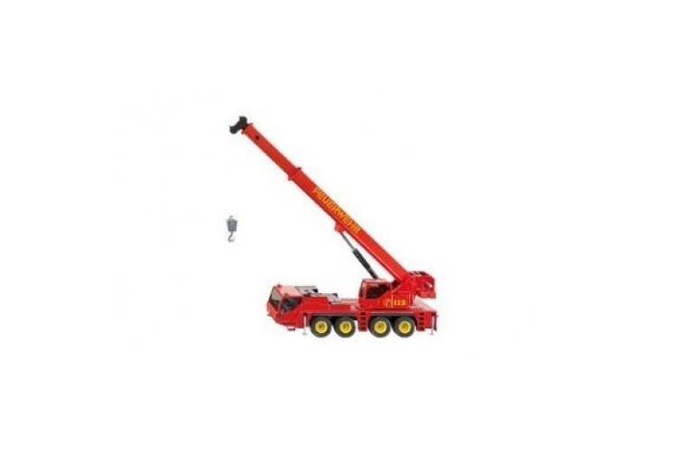 Siku 2110 Model Fire Engine Crane Truck Assorted Colours
