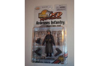 Ultimate Soldier Ardennes Infantry Closed Long Coat