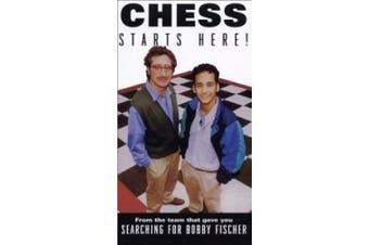 Chess Starts Here! DVD -