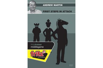 First Steps in Attack - Andrew Martin (PC-DVD)