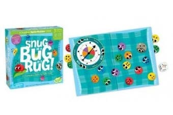 Peaceable Kingdom / Snug as a Bug in a Rug Preschool Skills Builder Game