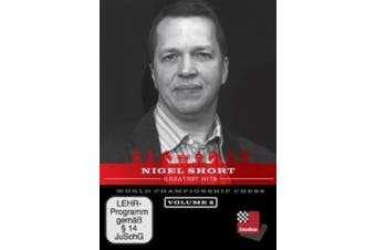 Nigel Short's Greatest Hits, Vol. 2 Chess Game Collection Software