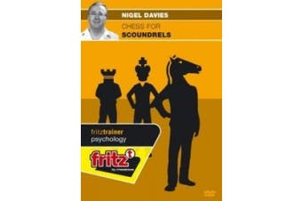 Davies: Chess for Scoundrels