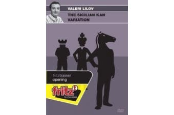 The Sicilian Kan Variation Chess Opening Software
