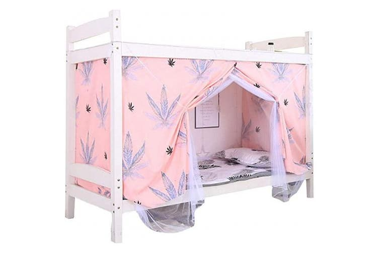 hyacinth felice ann single bed bunk bed tent privacy curtain bed canopy student dorm netting blackout curtains anti mosquito tent