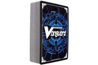 Cardfight Vanguard ENGLISH MEGA LOT! 50 RANDOM COMMONS!