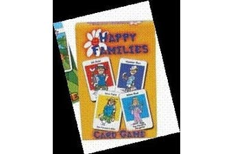 Children's Card Games - Happy Families