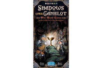 Shadows Over Camelot - Card Game - Days Of Wonder