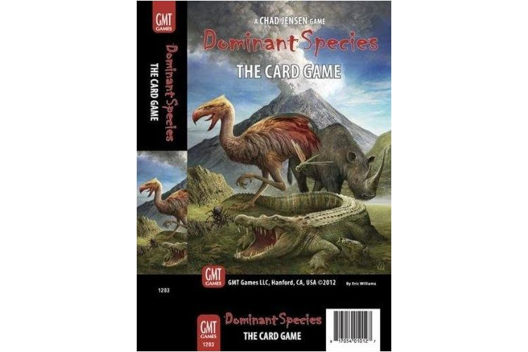 (1, classic) - Dominant Species: Card Game