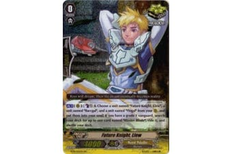 Cardfight!! Vanguard TCG - Future Knight, Llew (BT01/012EN) - Descent of the King of Knights