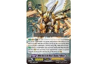 Cardfight!! Vanguard TCG - White Hare in the Moon's Shadow, Pellinore (BT07/007EN) - Rampage of the Beast King