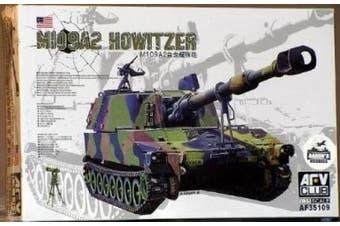 AFV Club Models 1/35 M109A2 Howitzer