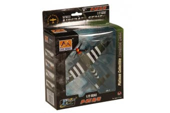 Easy Model 1:72 - P-51 B/C Mustang - Captain Clarence 'Bud' Anderson, 362 FS, 35 - EM36358