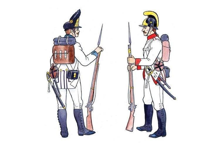 (1, CLASSIC) - Italeri 1:72 Austrian Infantry