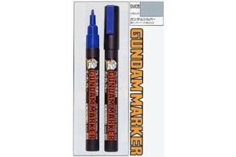 Gundam Marker Pen Silver GM05