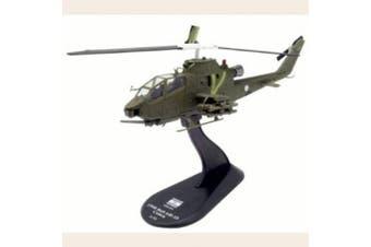 Bell AH-1S Cobra diecast 1:72 helicopter model