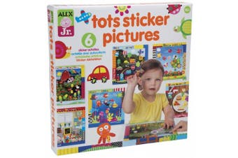 Alex Tots Sticker Pictures