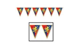 Mediaeval Pennant Banner
