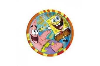 SpongeBob Buddies Plates Dessert