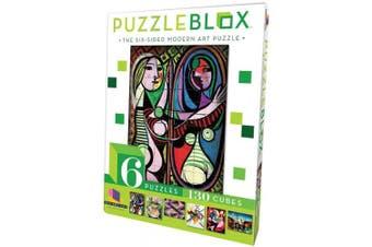 Puzzle Blox - Modern Art
