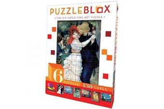 Puzzle Blox - Fine Art