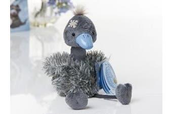 My Blue Nose Friends 10cm Ostrich