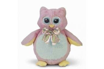 Bearington Baby Lil' Hoots Lullaby, Animated Musical Owl 33cm