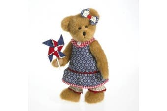 Suzie B. Breezly by Boyds Bears 30cm Plush Bear