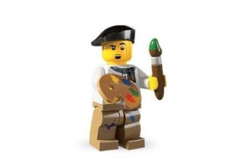 LEGO Collectable Minifigures: Artist Minifigure (Series 4)