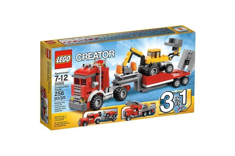 LEGO Creator Construction Hauler Play Set