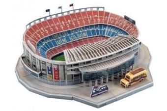 (One Size) - Model / Puzzle 3D - the Camp Nou Stadium 34x34x10
