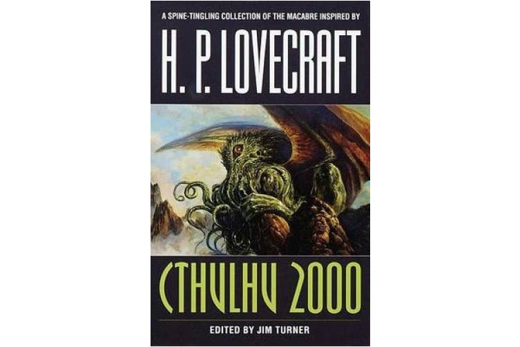 Cthulhu 2000: Stories