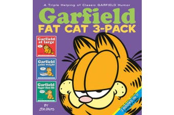 Garfield Fat Cat 3 Pack (Vol 1) (Garfield Classics (Paperback))