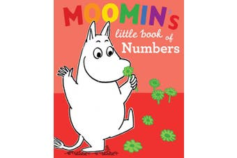 Moomin's Little Book of Numbers (Moomin (Drawn & Quarterly)) [Board book]