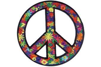 (Flower Peace) - C & D Visionary Patch