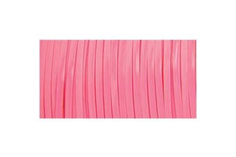 (Neon Pink) - Pepperell Braiding RX100-30 Rexlace Plastic Lacing 3/32 Inch Wide 100 Yard Spool