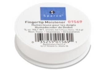 Fingertip Moistener,Odorless,Greaseless,Hygienic,3/8 oz.. 12 EA/CT.