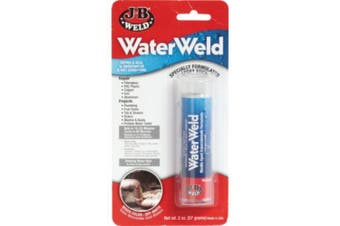 J-B Weld 8277 WaterWeld Underwater Epoxy Putty - 60ml