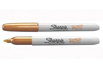 (Bronze) - Sharpie Metallic Fine Point Permanent Marker Open Stock