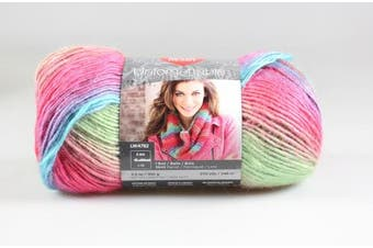 (#E793-3945-Parrot) - Red Heart Boutique Unforgettable Yarn